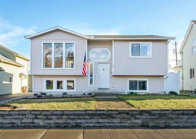 1419 W Dalton Ave, Spokane, WA 99205 (#202013754) :: The Spokane Home Guy Group