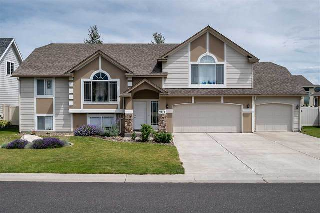 9712 N Austin Ln, Spokane, WA 99208 (#202013789) :: Top Agent Team