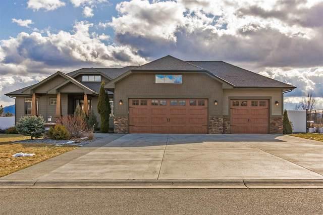 20412 E Happy Trails Ln, Otis Orchards, WA 99027 (#202013814) :: Prime Real Estate Group