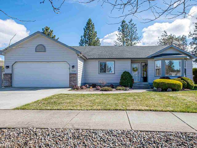 7208 N Old Fort Ct, Spokane, WA 99208 (#202013817) :: Top Agent Team