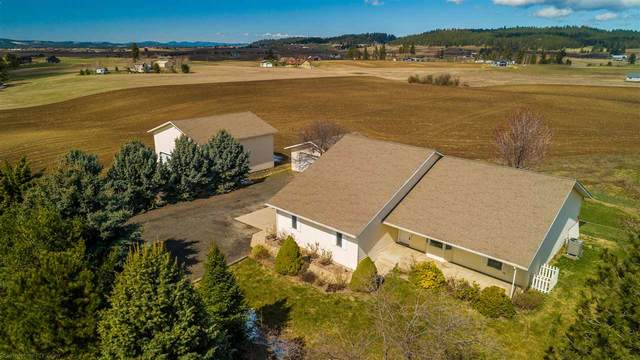 11209 E Kronquist Rd, Mead, WA 99021 (#202013821) :: Top Agent Team