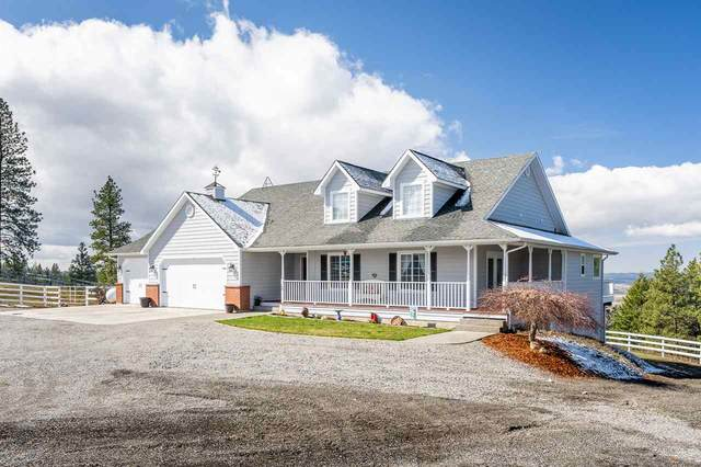 12801 N Madison Rd, Spokane, WA 99217 (#202013823) :: Five Star Real Estate Group