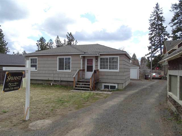 3824 E 31st Ave, Spokane, WA 99223 (#202013834) :: Top Agent Team