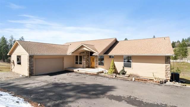 16110 E Foothills Rd, Spokane, WA 99217 (#202013835) :: Five Star Real Estate Group