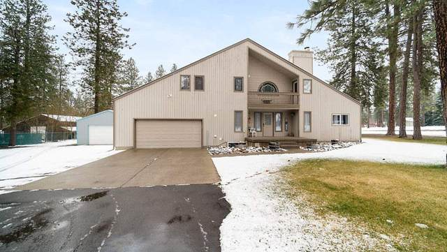 4509 E Silver Pine Ct, Colbert, WA 99005 (#202013838) :: Top Agent Team
