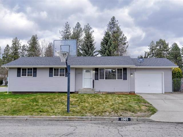 11305 E 33rd Ave, Spokane, WA 99206 (#202013870) :: Five Star Real Estate Group