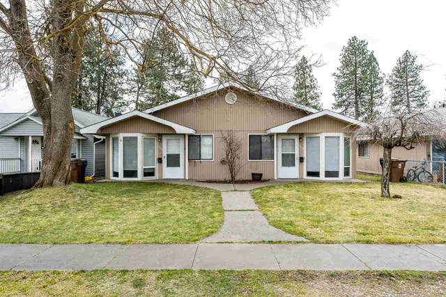 1102 E Olympic Ave #1104, Spokane, WA 99207 (#202013873) :: Top Spokane Real Estate
