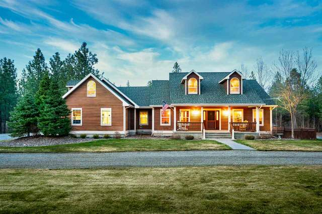 5303 E Silver Pine Rd, Colbert, WA 99005 (#202013880) :: Five Star Real Estate Group