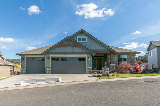 610 W Basalt Ridge Dr, Spokane, WA 99224 (#202013895) :: The Spokane Home Guy Group