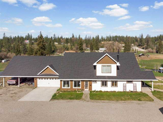 39605 N Elk Chattaroy Rd, Elk, WA 99009 (#202013903) :: The Spokane Home Guy Group