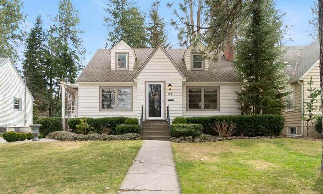 121 W 21st Ave, Spokane, WA 99203 (#202013919) :: Elizabeth Boykin & Keller Williams Realty