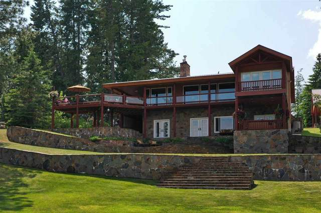 36 Laclede Shores Dr, Priest River, ID 83856 (#202013925) :: The Spokane Home Guy Group