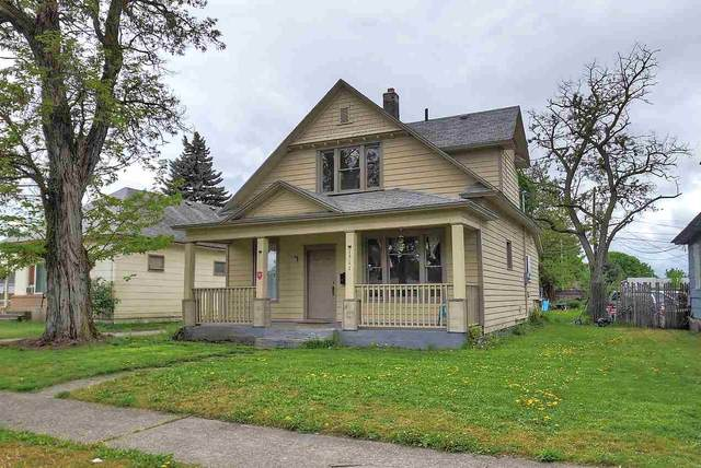 1511 N Lee St, Spokane, WA 99207 (#202013952) :: Five Star Real Estate Group
