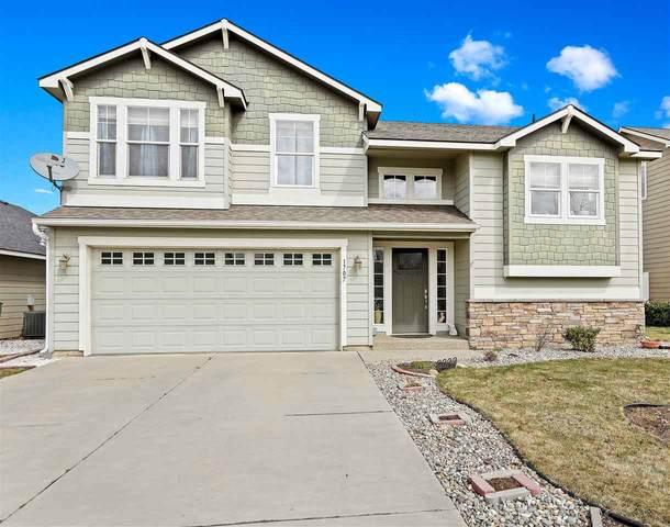 1707 E Vanetta Ave, Spokane, WA 99217 (#202013966) :: Prime Real Estate Group