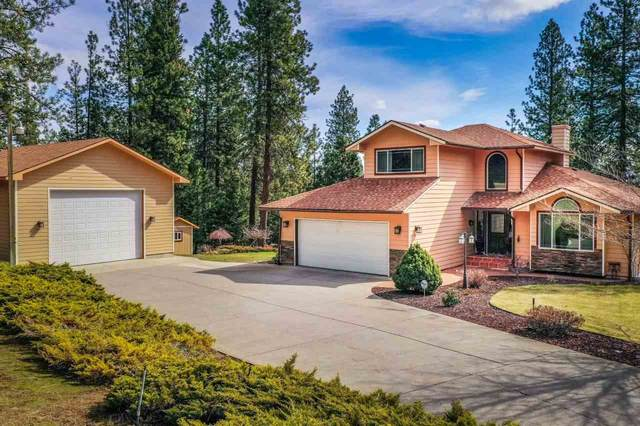 9212 N Simpson Rd, Newman Lake, WA 99025 (#202013967) :: Prime Real Estate Group