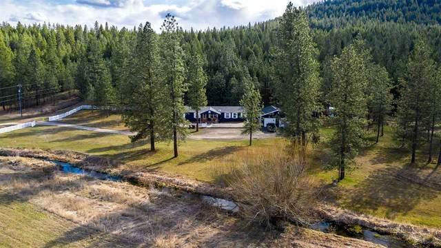 49240 Bull Run Rd, Ford, WA 99013 (#202013976) :: The Spokane Home Guy Group