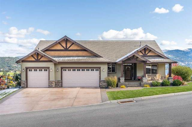 151 N Holiday Hills Dr, Liberty Lake, WA 99019 (#202013988) :: Prime Real Estate Group