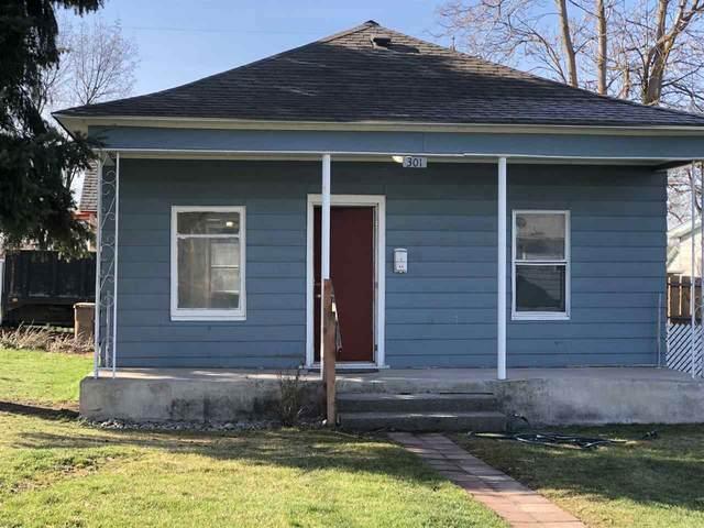 301 W Knox Ave, Spokane, WA 99205 (#202013990) :: The Spokane Home Guy Group