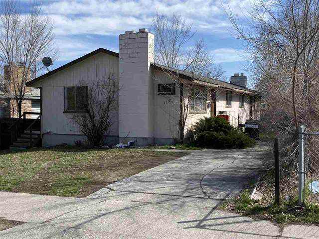 2112 E Columbia Ave, Spokane, WA 99208 (#202013995) :: The Spokane Home Guy Group