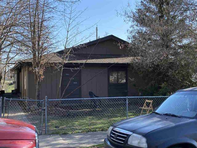 1511 W Mission Ave, Spokane, WA 99201 (#202013996) :: The Spokane Home Guy Group