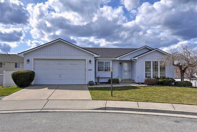 1403 E Houghton Ct, Spokane, WA 99217 (#202013999) :: The Spokane Home Guy Group