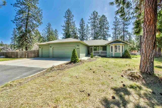 16830 N Dean Rd, Nine Mile Falls, WA 99026 (#202014016) :: The Spokane Home Guy Group