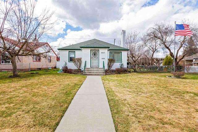 4017 N Cedar St, Spokane, WA 99205 (#202014058) :: The Spokane Home Guy Group