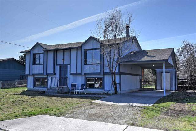 11004 E Fairview Ave, Spokane Valley, WA 99206 (#202014072) :: Northwest Professional Real Estate