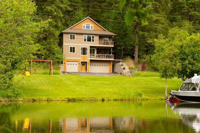 4550 S Westway Dr, Coeur d Alene, ID 83814 (#202014231) :: The Hardie Group