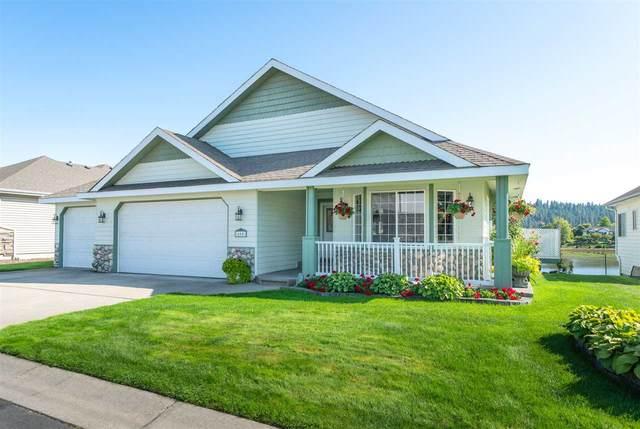 405 S Shelley Lake Ln, Spokane Valley, WA 99037 (#202014239) :: Prime Real Estate Group