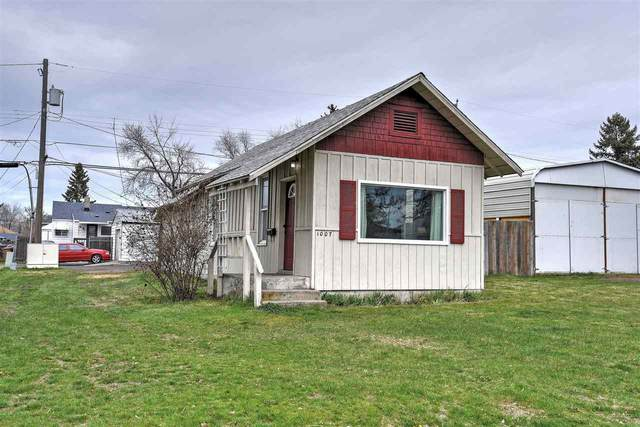 1007 E Lacrosse Ave, Spokane, WA 99207 (#202014359) :: The Spokane Home Guy Group