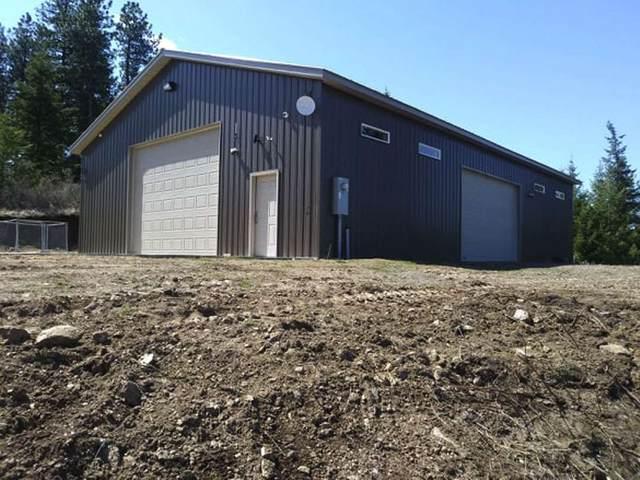 9905 N Elk Ln, Newman Lake, WA 99025 (#202014402) :: The Hardie Group