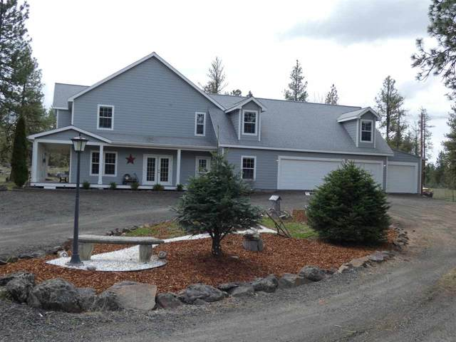 28911 W Tucker Prairie Rd, Cheney, WA 99008 (#202014412) :: RMG Real Estate Network