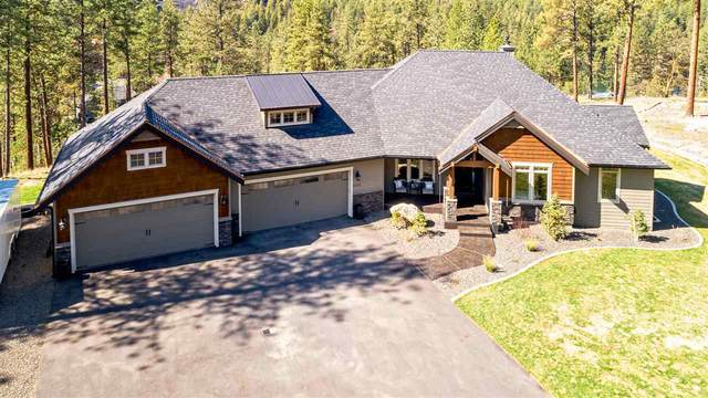 9626 W Parkview Ln, Nine Mile Falls, WA 99026 (#202014434) :: The Hardie Group