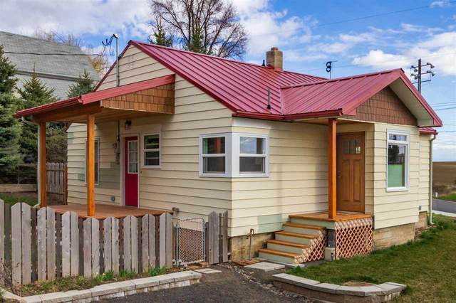 207 S First St, Oakesdale, WA 99158 (#202014475) :: Top Agent Team