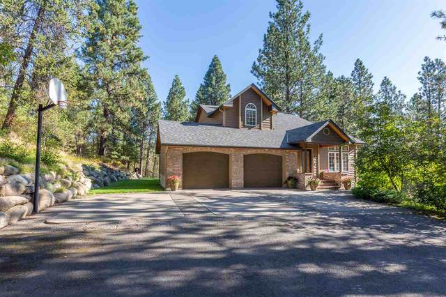 9106 S Quaking Aspen Ln, Valleyford, WA 99036 (#202014487) :: Top Agent Team