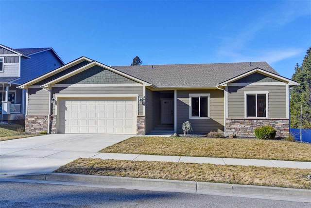 3016 S Conklin Dr, Veradale, WA 99037 (#202014602) :: The Spokane Home Guy Group