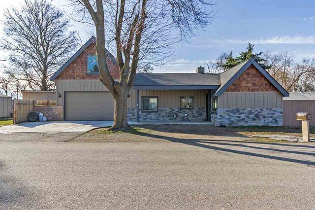 13812 E Rockwell Ave, Spokane Valley, WA 99216 (#202014644) :: Northwest Professional Real Estate