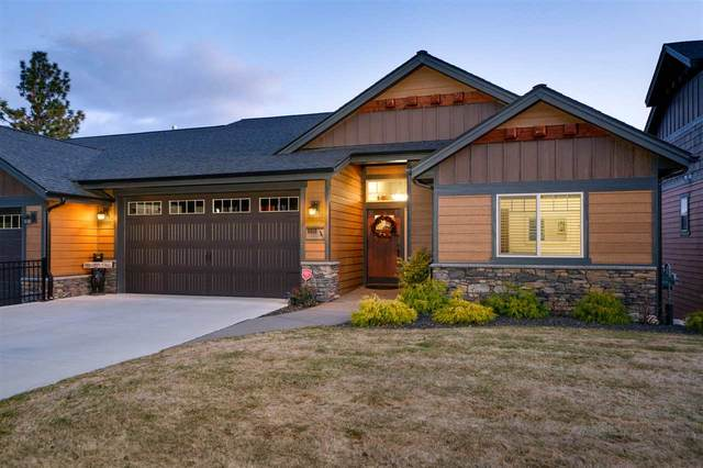 9010 E Sunview Ln, Spokane, WA 99217 (#202014645) :: Top Agent Team