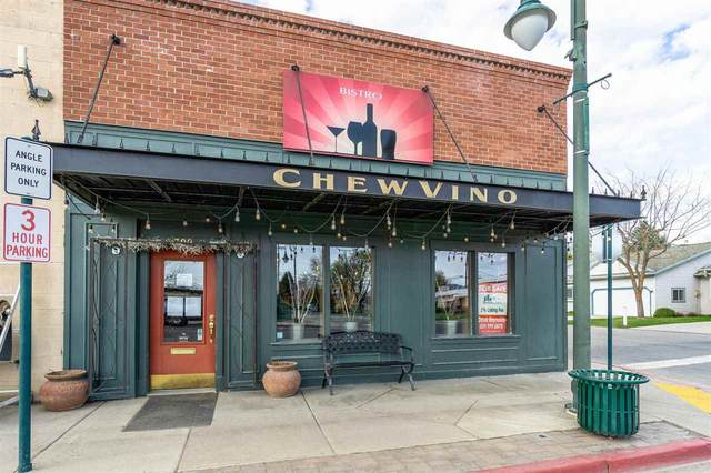 309 E Main Ave, Chewelah, WA 99109 (#202014685) :: Top Agent Team