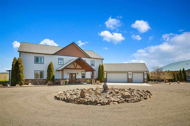 6315 S Brooks Rd, Medical Lake, WA 99022 (#202014816) :: The Synergy Group