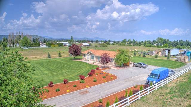 3702 N Lynden Rd, Otis Orchards, WA 99027 (#202014894) :: Elizabeth Boykin & Keller Williams Realty