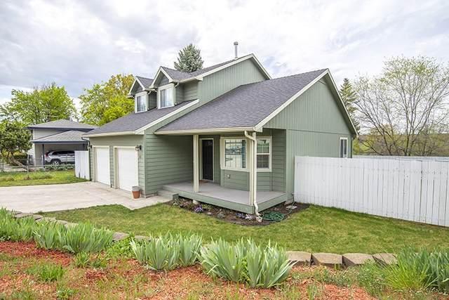 1615 N Willow Rd, Spokane Valley, WA 99206 (#202014934) :: Prime Real Estate Group