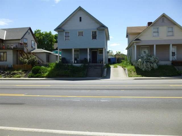907 W Maxwell Ave, Spokane, WA 99201 (#202014950) :: The Synergy Group