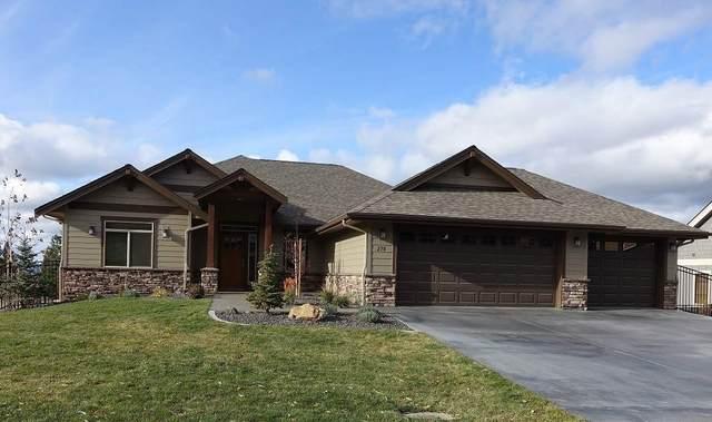 8828 E Ridgeline Ln, Spokane, WA 99217 (#202014980) :: Northwest Professional Real Estate