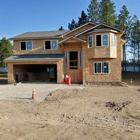 714 E 1st St, Deer Park, WA 99006 (#202015059) :: Top Agent Team
