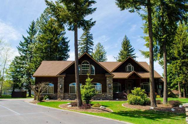 4111 S Brentwood Ln, Coeur d Alene, ID 83814 (#202015090) :: The Hardie Group