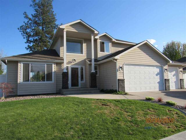 5010 E Cargill Ln, Colbert, WA 99021 (#202015112) :: The Spokane Home Guy Group