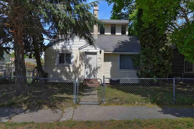 527 E 9th Ave, Spokane, WA 99202 (#202015151) :: Top Agent Team
