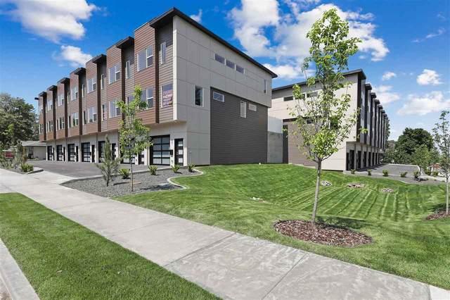 881 E Hartson Ave #881, Spokane, WA 99202 (#202015181) :: Top Agent Team